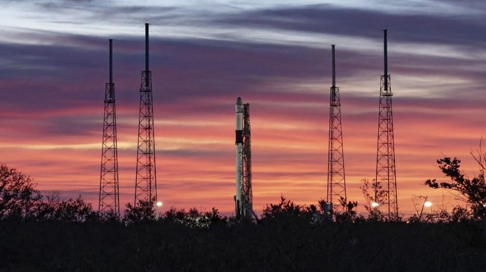 Lanzan con éxito el nanosatélite mexicano AztechSat-1 desde Cabo Cañaveral - Foto de SpaceX