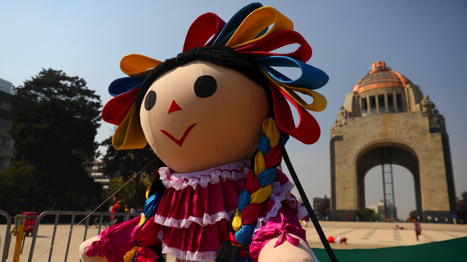 Festival Muñeca Otomí México