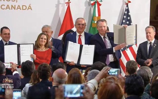 México, EE.UU. y Canadá firman el Protocolo Modificatorio del T-MEC