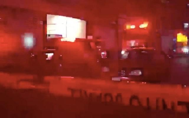 Fuga de amoniaco en la Portales deja una mujer lesionada - Fuga amoniaco Portales Norte