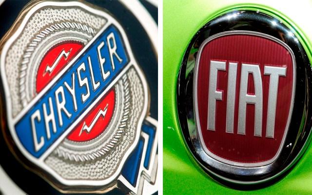 Fiat Chrysler y Peugeot se fusionan para ser el cuarto mayor grupo automotriz - Grupo Fiat Chrysler. Foto de EFE