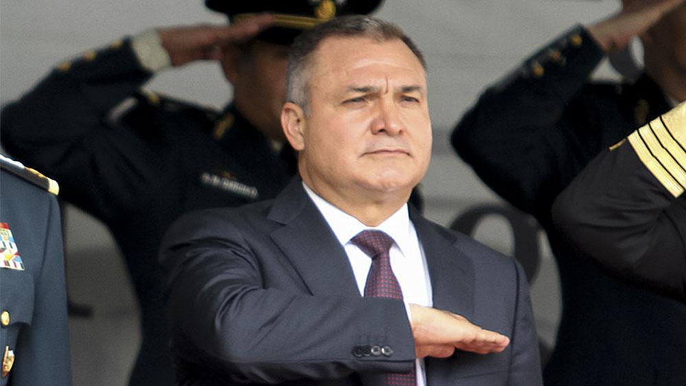 Fiscales podrían negar libertad bajo fianza a García Luna por riesgo de fuga - Genaro García Luna