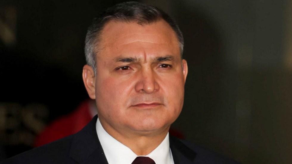 Fiscalía de EE.UU. tiene 17 audios contra Genaro García Luna - Genaro García Luna. Fotografía de Archivo del 29 de Noviembre de 2012 Foto de Notimex-Archivo.