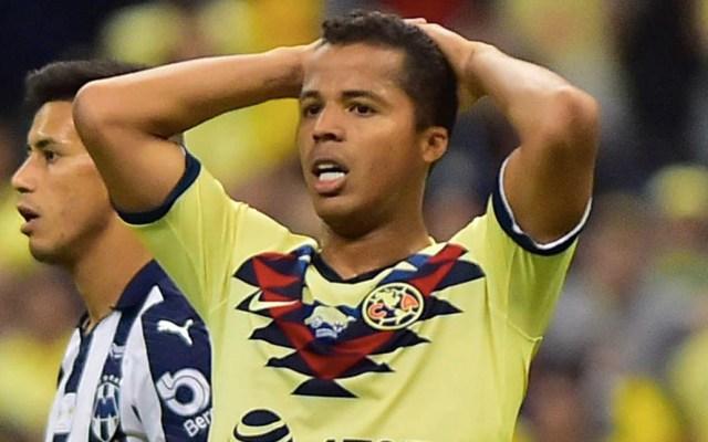 """""""Giovani, más publicidad que otra cosa"""", asegura Ángel Reyna - Giovani Dos Santos América jugador"""