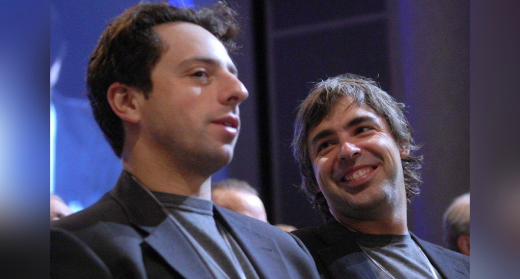 Cofundadores de Google