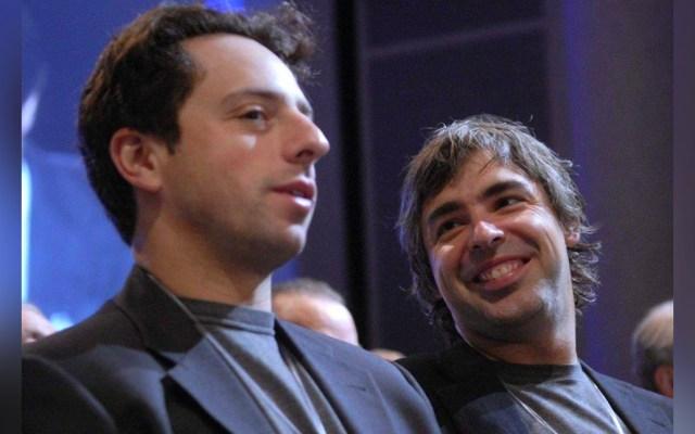 Larry Page y Sergey Brin ceden el control de Alphabet al CEO de Google - Cofundadores de Google