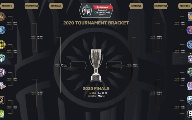 Definidos horarios y fechas de octavos de final de la Concachampions - Definidos horarios y fechas de octavos de final de la Concachampions