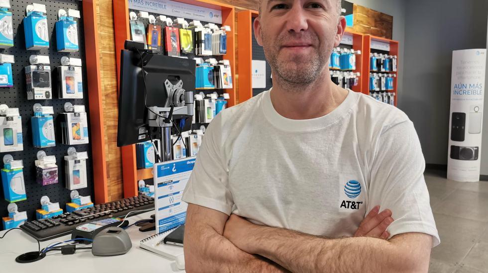 Un ejecutivo con una visión sin límites - Foto de Carlos Tomasini