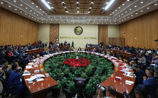 INE resolverá procedencia de solicitud de registro como partido político en junio de 2020 - Foto de Notimex