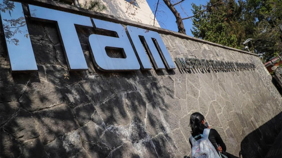 ITAM anunciará plan de acción de atención a alumnos tras muerte de estudiante - ITAM