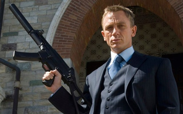 #Video James Bond regresa con tráiler oficial de 'No time to die' - James Bond en 'No time to die'. Foto de @JamesBondMX