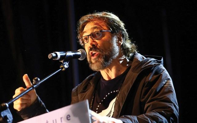 Cine debería centrarse más en el cambio climático: Javier Bardem - Foto de EFE