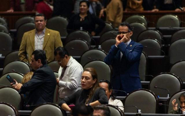 Morenistas firman carta al presidente ante conflicto interno del partido - Foto de Notimex