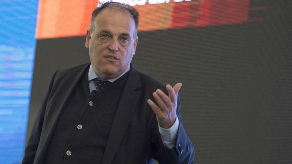 Javier Tebas renuncia a presidencia de LaLiga; se presentará como candidato en elecciones - Foto de Mexsport