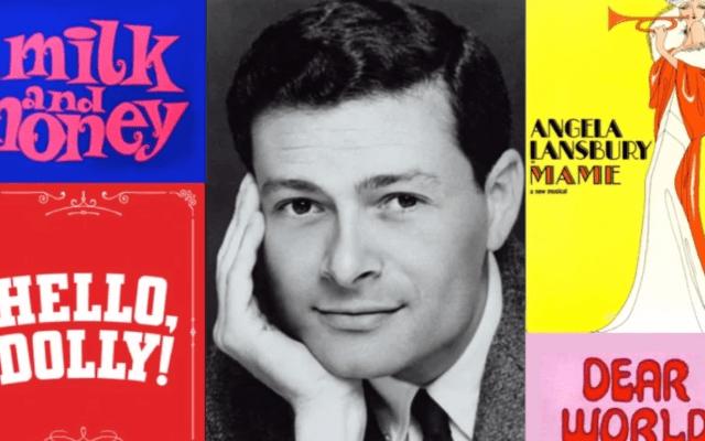 """Muere Jerry Herman, compositor de """"Hello Dolly!"""" - Jerry Herman y sus obras más icónicas. Foto de tamswitmark.com."""