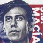José Juan Macías llega a Chivas