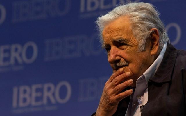 Mujica califica de 'disparate' que Trump pretenda declarar terroristas a cárteles - José Mujica. Foto de Notimex