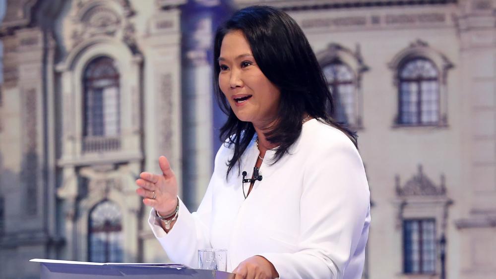 Suspenden audiencia de prisión preventiva hasta el sábado — Keiko Fujimori