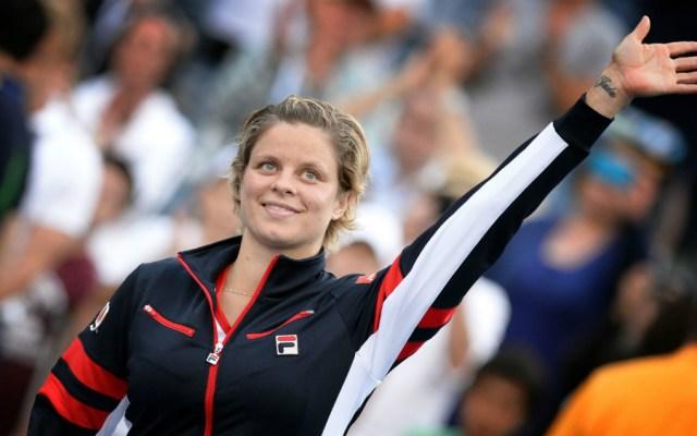 Kim Clijsters elige México para regresar al tenis - Kim Clijsters