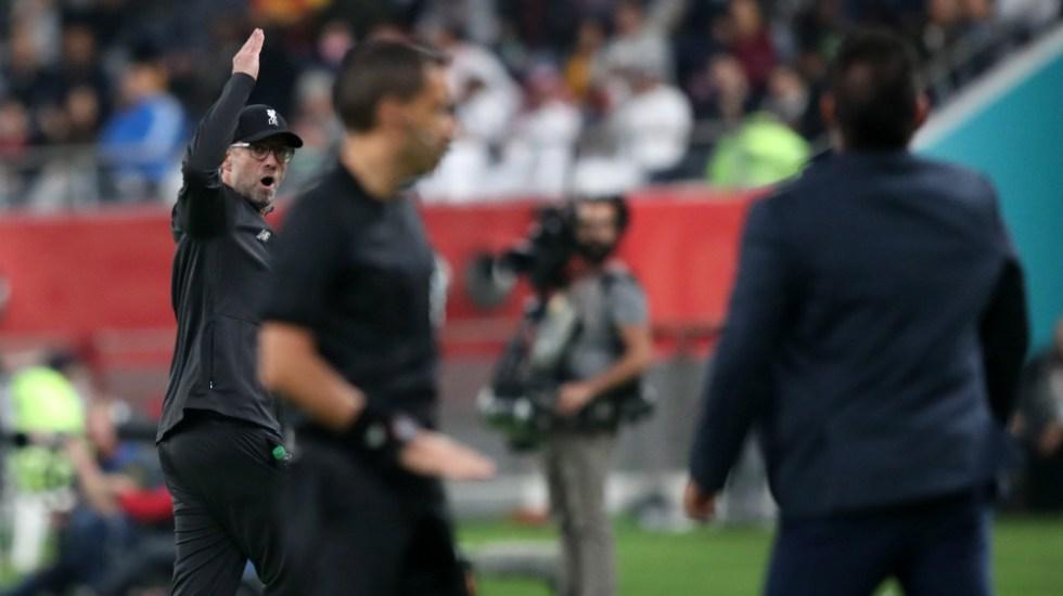 Antonio Mohamed revela por qué discutió con Jürgen Klopp - Foto de EFE