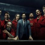 Cuarta temporada de 'La casa de papel' se estrenará en abril de 2020