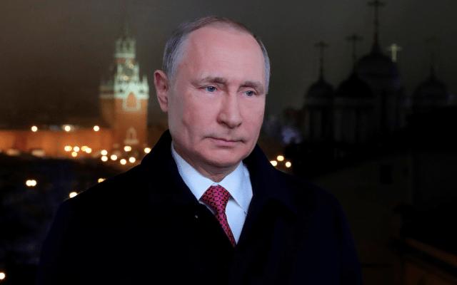 Putin recuerda a veteranos de guerra durante mensaje de año nuevo - Foto de EFE