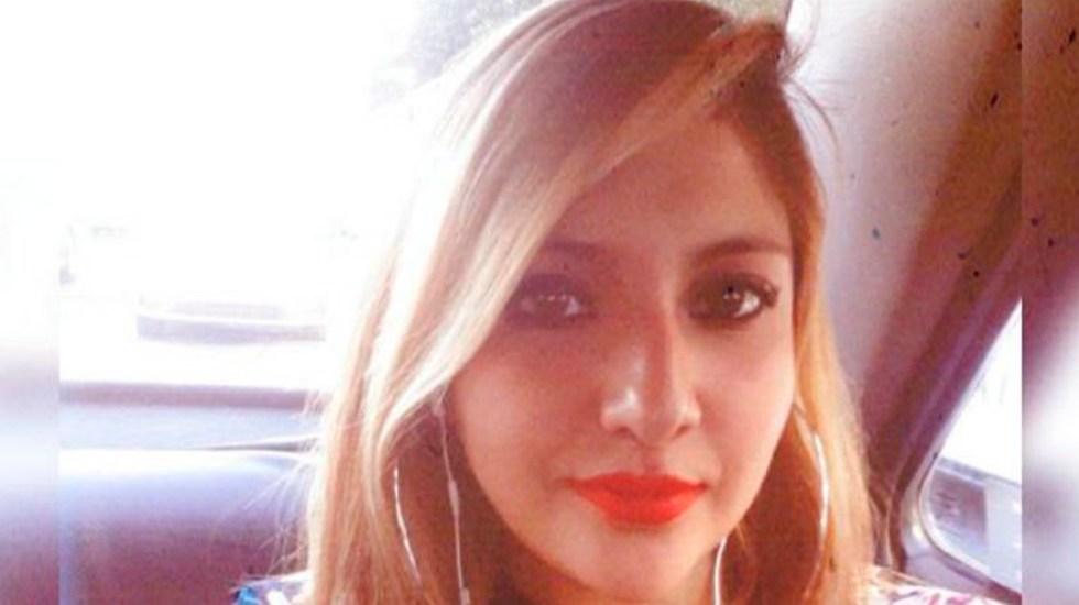 Video revela que Karen estuvo en un bar - Laura Karen Espíndola Fabián. Foto de @DanielEspndola2