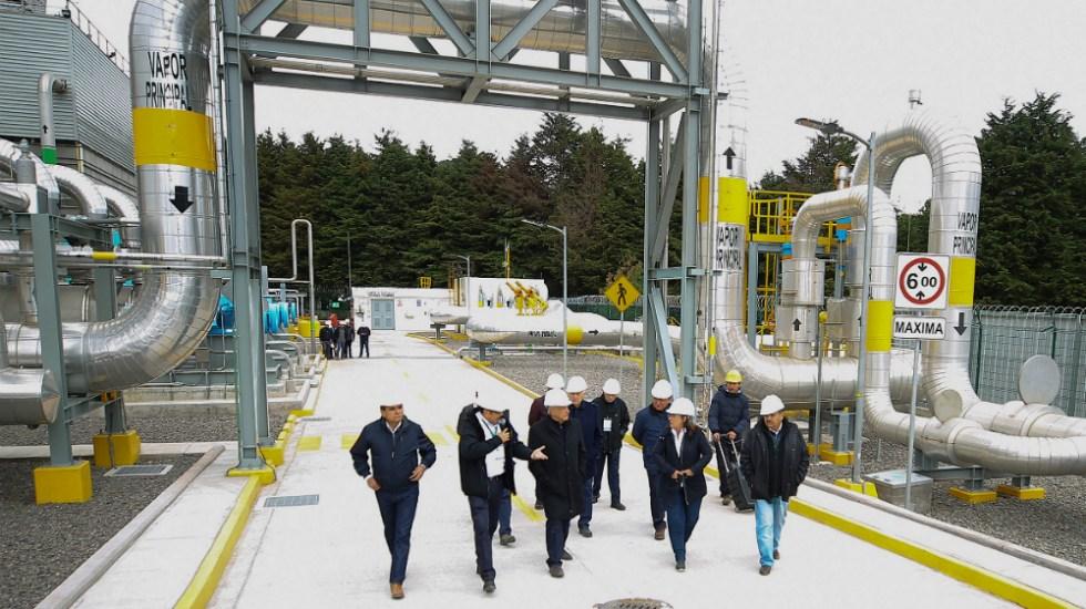 CFE lista para generar energía si no hay inversión privada: López Obrador - Foto de Notimex