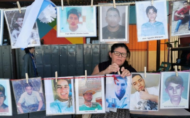 Finaliza caravana de madres de migrantes desaparecidos - madres migrantes desaparecidos