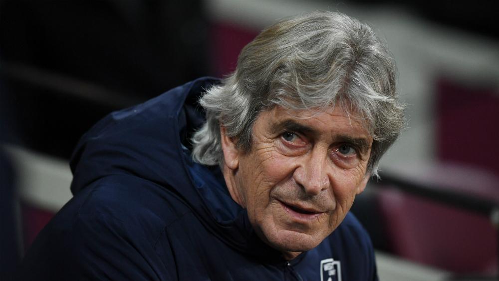 West Ham destituye a Manuel Pellegrini - Foto de EFE