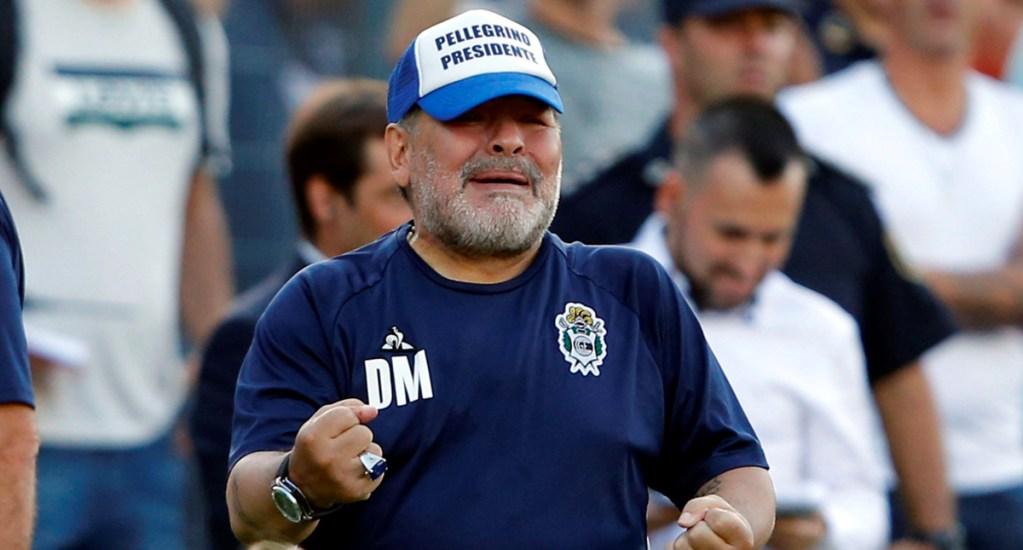 Seis hechos históricos en seis décadas de vida de Diego Armando Maradona. Noticias en tiempo real