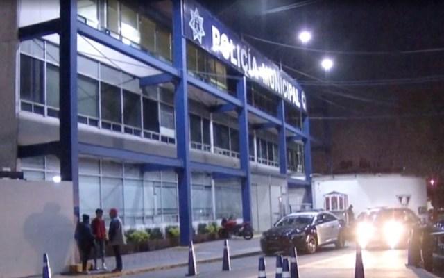 Detienen a 28 menores por disturbios en Atizapán - Detienen a 28 menores por disturbios en Atizapán