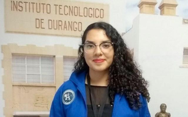 Estudiante mexicana participa en programa de la NASA - Mexicana participa en programa de la NASA