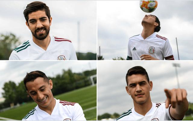 La Selección Mexicana tiene nueva playera de visitante