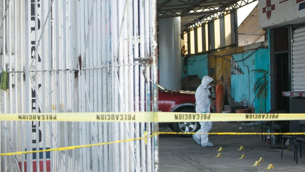 En dos días murieron 14 personas en Morelia en ataques armados - Foto de EFE