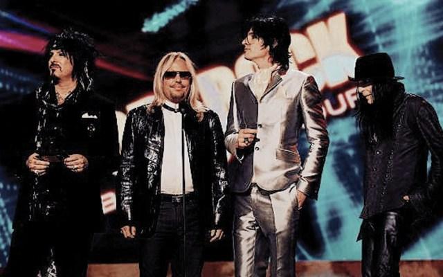 Mötley Crüe es la banda de rock más buscada en internet de 2019 - Foto de Twitter Mötley Crüe