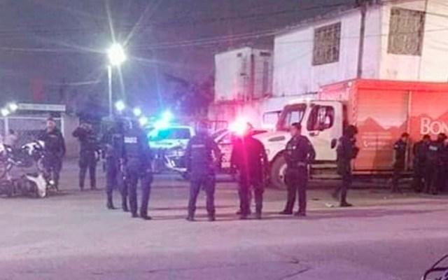 Muere policía durante persecución en Veracruz - Muere policía durante persecución en Veracruz