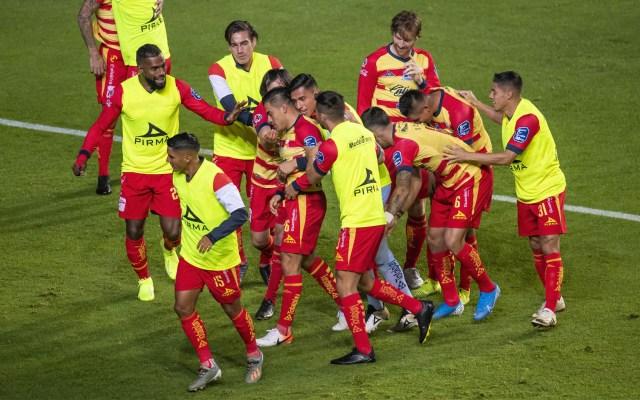 América cae 2-0 ante Monarcas y deberá remontar en el Azteca - Partido Monarcas América Liga MX