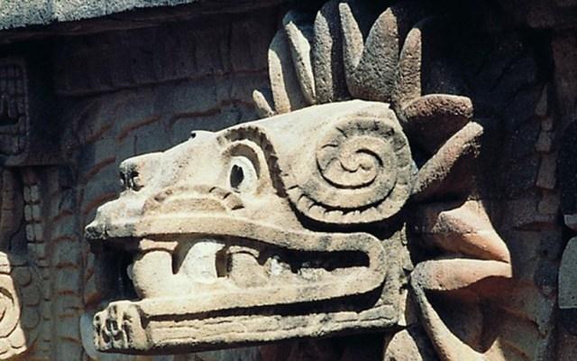 La Navidad en la que México reemplazó a Santa Claus con Quetzalcóatl - Pirámide de Quetzalcóatl en Teotihuacán. Foto de Luis Salmerón