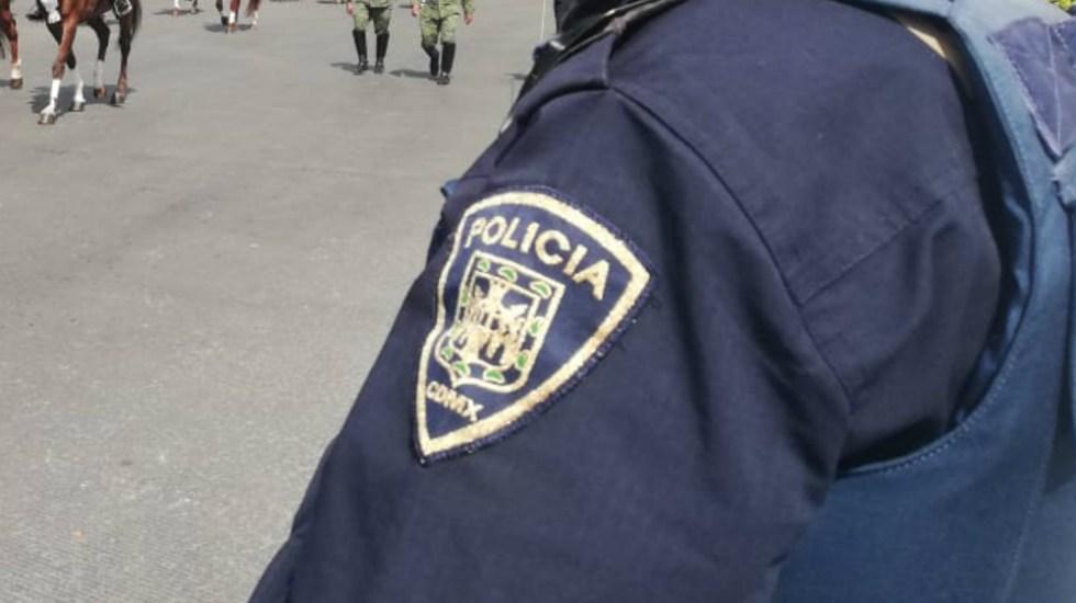 Emiten recomendaciones a policías capitalinos por violaciones a derechos humanos - policía