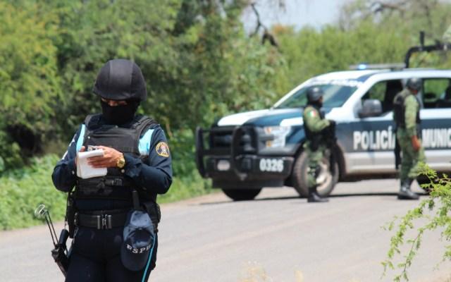 México registra récord de policías asesinados por el crimen en 2019 - Foto de EFE