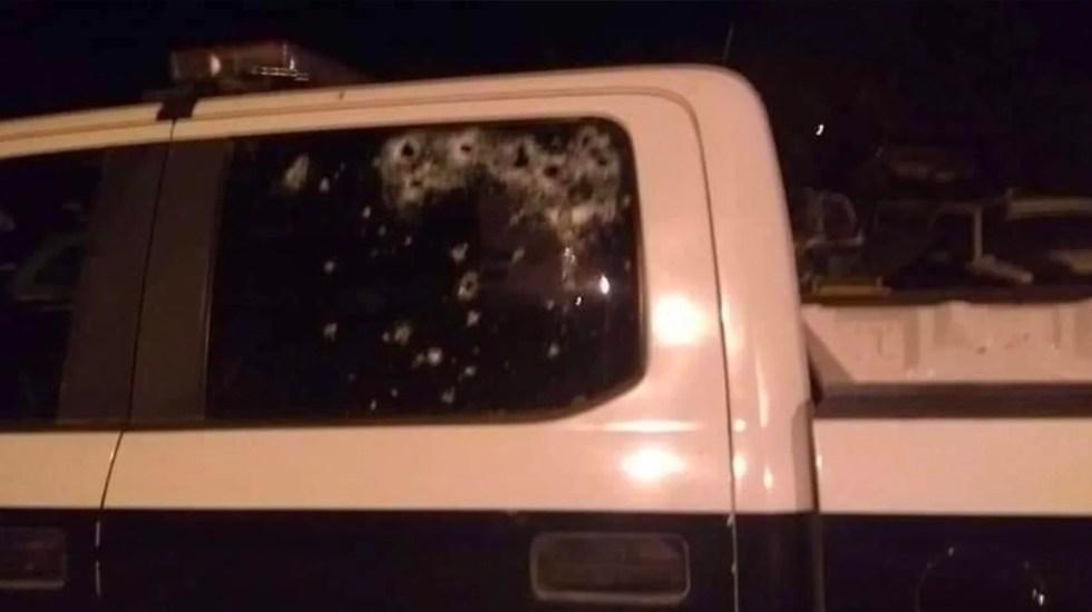 Atacan con armas de fuego a policías municipales de Frontera, Coahuila - Atacan a policías municipales de Frontera, Coahuila