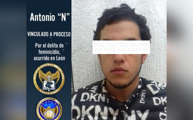 Detienen a feminicida de una menor en Guanajuato - Presunto feminicida detenido en Guanajuato