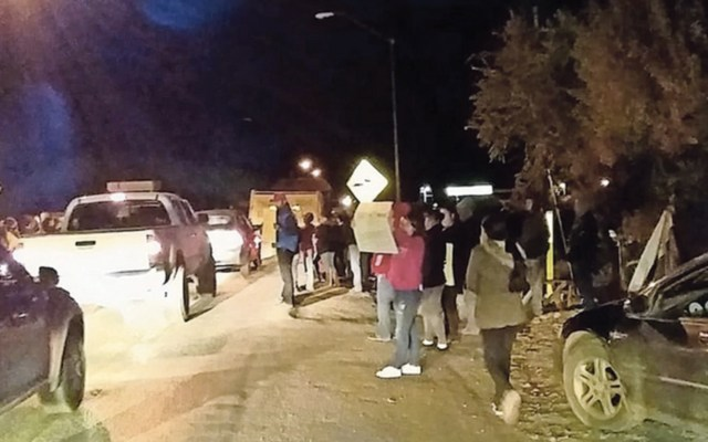 Pobladores entendieron peso de acusaciones por caso LeBarón: Durazo - Foto de El Diario de Juárez
