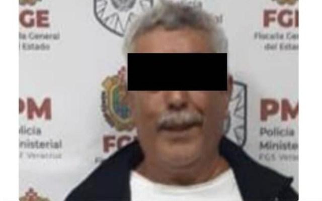 Dan arresto domiciliario a padre que mató a secuestrador de su hijo en Veracruz - Foto de Fiscalía de Veracruz