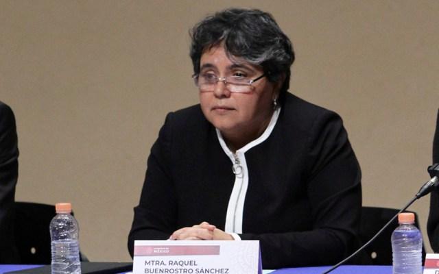 Cambios en Hacienda: Raquel Buenrostro al SAT, Thalía Lagunas a Oficialía Mayor - Raquel Buenrostro