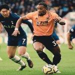 Asistencia de Raúl Jiménez en derrota de Wolves ante Tottenham