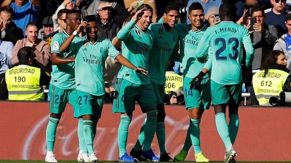 Real Madrid vence al Espanyol; se coloca como líder provisional en LaLiga - Real Madrid vence al Espanyol; se coloca como líder provisional en LaLiga
