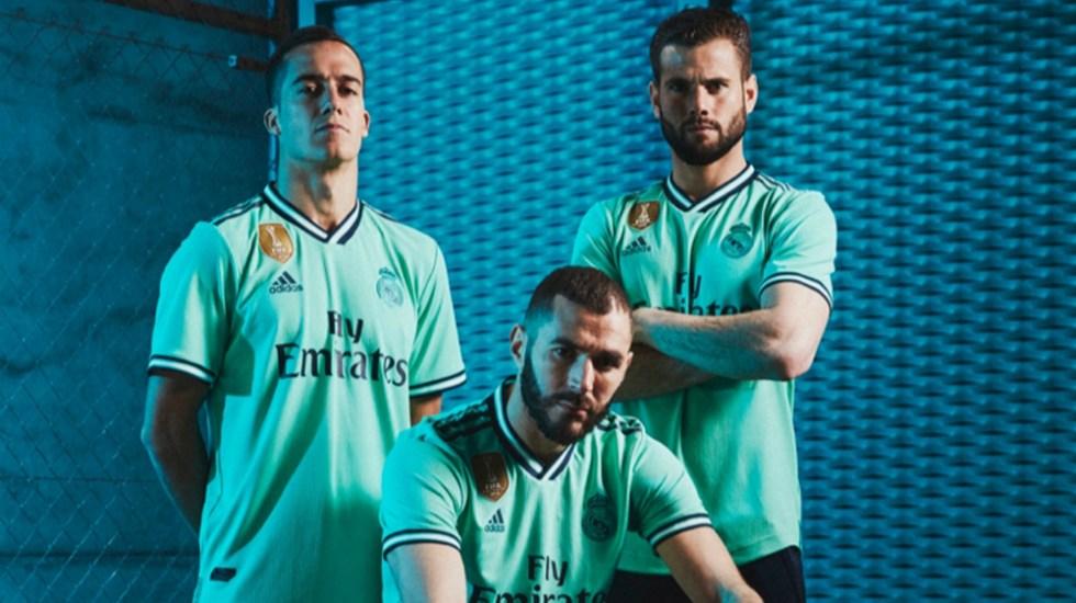Real Madrid jugará de verde contra Espanyol en apoyo a cumbre del clima - Foto de Adidas
