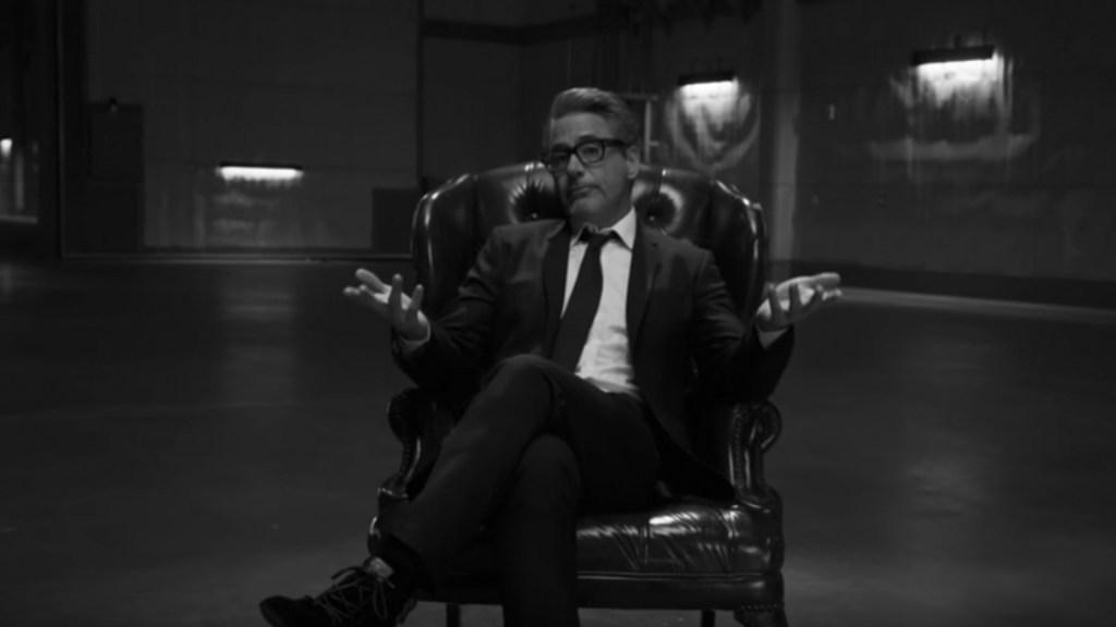 Robert Downey Jr. presenta serie acerca de inteligencia artificial - Captura de pantalla
